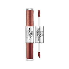 Жидкая помада Touch in Sol Metallist Liquid Foil Lipstick Duo 4 (Цвет 4 Zaza variant_hex_name E16959) консилер touch in sol correction we fix duo color stick 4 цвет 4 variant hex name d6b17e