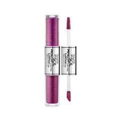 Жидкая помада Touch in Sol Metallist Liquid Foil Lipstick Duo 6 (Цвет 6 Lucy variant_hex_name BA3F76)