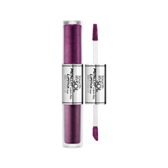 цена Жидкая помада Touch in Sol Metallist Liquid Foil Lipstick Duo 7 (Цвет 7 Sophie variant_hex_name B04E8B) онлайн в 2017 году