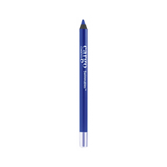 Карандаш для глаз Cargo Cosmetics Swimmables Eye Pencil Lake Como (Цвет Lake Como variant_hex_name 5256a3) карандаш для глаз cargo cosmetics swimmables eye pencil lake geneva цвет lake geneva variant hex name 387577