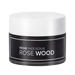 Скраб Riche Face Scrub Rose Wood (Объем 50 г)