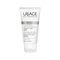 Крем Uriage Depiderm Anti-Brown Spot Hand Cream SPF15 (Объем 50 мл) крем uriage isoliss cream