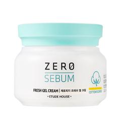 Крем Etude House Zero Sebum Fresh Gel Cream (Объем 60 мл)
