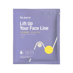 Тканевая маска Dr.Jart+ Dermask Lift Up Your Face Line (Объем 25 г)