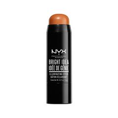 Хайлайтер NYX Professional Makeup Bright Idea Illuminating Stick 12 (Цвет Topaz Tan variant_hex_name AF683A)