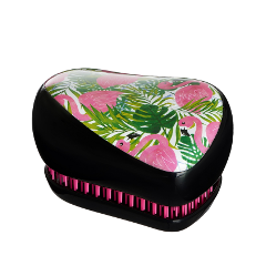 Расчески и щетки Tangle Teezer Compact Styler Skinny Dip Green (Цвет Skinny Dip Green variant_hex_name 4c811d) расческа tangle teezer compact styler hello kitty pink 1 шт