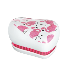 Расчески и щетки Tangle Teezer Compact Styler Skinny Dip White (Цвет Skinny Dip White variant_hex_name f7dce5) расческа tangle teezer compact styler hello kitty pink 1 шт