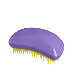 Расчески и щетки Tangle Teezer Salon Elite Purple&Yellow (Цвет Purple&Yellow variant_hex_name 907abb) tangle teezer расческа для волос salon elite yellow