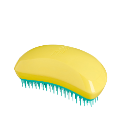 Расчески и щетки Tangle Teezer Salon Elite Yellow&Green (Цвет Yellow&Green variant_hex_name f0d35e) tangle teezer расческа для волос salon elite yellow