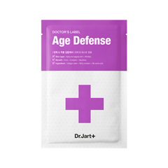 Маска Dr.Jart+ Doctor's Label Age Defense (Объем 25 г) маска dr jart набор масок doctor's label age defense объем 5 25 г