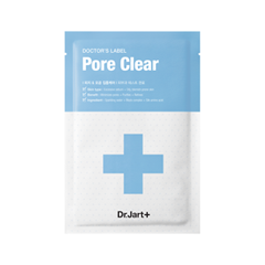 Маска Dr.Jart+ Doctor's Label Pore Clear (Объем 25 г) маска dr jart набор масок doctor's label age defense объем 5 25 г