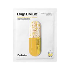 Гидрогелевая маска Dr.Jart+ Патч для носогубной зоны Dermask Spot Jet Laugh Line Lift (Объем 7,5 г)