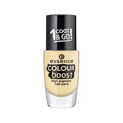 Colour Boost High Pigment Nail Paint 05 (Цвет 05 Instant Summer  variant_hex_name FFE6A1)