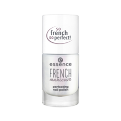 Лак для ногтей essence French Manicure Perfecting Nail Polish 01 (Цвет 01 Let's Be Frenchs variant_hex_name FAFAF7)
