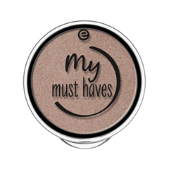 Тени для век essence My Must Haves Eyeshadow 02 (Цвет 02 All I Need variant_hex_name A28E6A) тени для век essence тени хайлайтер hi lighting eyeshadow mousse 02 цвет 02 hi peaches variant hex name f9c4af