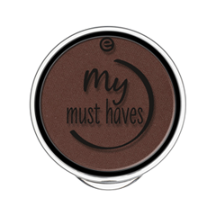 Тени для век essence My Must Haves Eyeshadow 04 (Цвет 04 Brownie'licious variant_hex_name 7B4619) тени для век essence live laugh celebrate eyeshadow 04 цвет 04 it s my birthday variant hex name b7b7b8