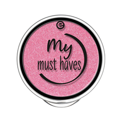 Тени для век essence My Must Haves Eyeshadow 06 (Цвет 06 Raspberry Frosting variant_hex_name E97D7C) тени для век essence live laugh celebrate eyeshadow 04 цвет 04 it s my birthday variant hex name b7b7b8