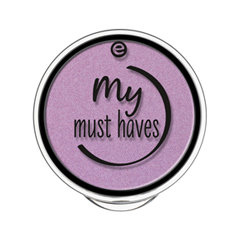 Тени для век essence My Must Haves Eyeshadow 14 (Цвет 14 Purple Clouds variant_hex_name E0B8D4) тени для век essence тени хайлайтер hi lighting eyeshadow mousse 01 цвет 01 hi ivory variant hex name fdece4