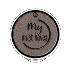 Тени для век essence My Must Haves Eyeshadow 19 (Цвет 19 Steel The Show variant_hex_name 897366) тени для век essence тени хайлайтер hi lighting eyeshadow mousse 01 цвет 01 hi ivory variant hex name fdece4