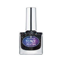Лак для ногтей essence Out Of Space Stories Nail Polish 07 (Цвет 07 1000 Light Years Away  variant_hex_name 1A1817) zao essence of nature zao essence of nature za005lwdqh82