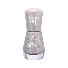 Лак для ногтей essence The Gel Nail Polish 100 (Цвет 100 Miracle Stone  variant_hex_name E5E5E5) лак для ногтей essence the gel nail polish 81 цвет 81 so what variant hex name c1b7c5