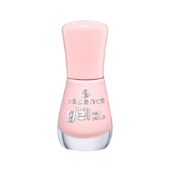 Лак для ногтей essence The Gel Nail Polish 88 (Цвет 88 Pink The Ballerina  variant_hex_name FFCCCD) лак для ногтей essence the gel nail polish 81 цвет 81 so what variant hex name c1b7c5