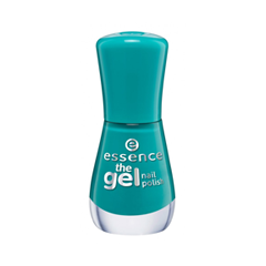 Лак для ногтей essence The Gel Nail Polish 94 (Цвет 94 Kiss The Freaky Frog  variant_hex_name 0EAA8B) ibd гелевый лак бульвар сансет 56787 ibd just gel polish sunset strip 19400 124 14 мл