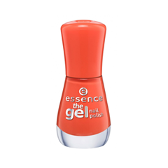 Лак для ногтей essence The Gel Nail Polish 96 (Цвет 96 Orange To Go   variant_hex_name E63023)