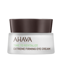Крем для глаз Ahava Time To Revitalize Extreme Firming Eye Cream (Объем 15 мл) ahava time to energize крем для бритья без пены time to energize крем для бритья без пены