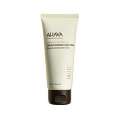 Крем для рук Ahava Deadsea Mud Dermud Intensive Hand Cream (Объем 100 мл) гель для душа ahava deadsea salt liquid deadsea salt объем 200 мл
