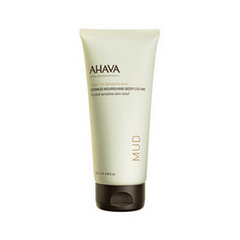 Крем для тела Ahava Deadsea Mud Dermud Nourishing Body Cream (Объем 200 мл) гель для душа ahava deadsea salt liquid deadsea salt объем 200 мл