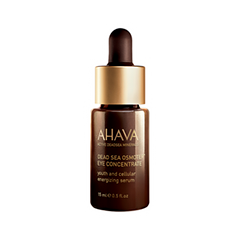 Глаза и губы Ahava Deadsea Osmoter Eye Concentrate (Объем 15 мл) гель для душа ahava deadsea salt liquid deadsea salt объем 200 мл
