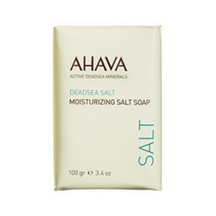 Мыло Ahava Deadsea Salt Moisturizing Salt Soap (Объем 100 г) гель для душа ahava deadsea salt liquid deadsea salt объем 200 мл