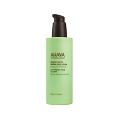 Крем для тела Ahava Deadsea Water Mineral Body Lotion Prickly Pear & Moringa (Объем 250 мл) кремы ahava deadsea water минеральный крем для тела sea kissed 250 мл