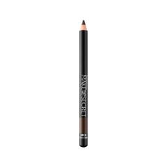 Карандаш для бровей Make-Up Secret Universal Browliner UB04 (Цвет UB04 Chocolate variant_hex_name 321E19)