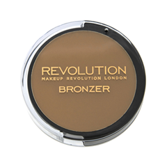 Бронзатор Makeup Revolution Bronzer Bronze Kiss (Цвет Bronze Kiss  variant_hex_name C08C5A)