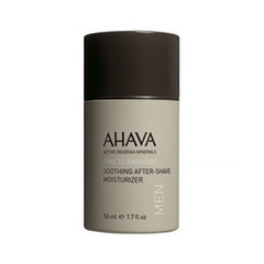После бритья Ahava Time To Energize Soothing After-Shave Moisturizer (Объем 50 мл) ahava time to energize крем для бритья без пены time to energize крем для бритья без пены