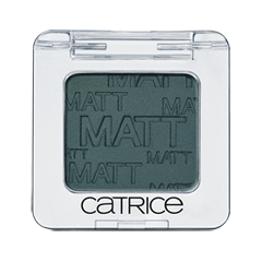 Тени для век Catrice Absolute Eye Colour 1000 (Цвет 1000 Kermit Closer variant_hex_name 425859) для глаз catrice палетка для контурирования век и бровей eye