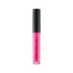 Жидкая помада Make-Up Secret Lip Paint LPT12 (Цвет LPT12 variant_hex_name F22289)
