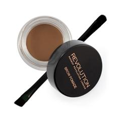 Помада для бровей Makeup Revolution Brow Pomade Caramel Brown (Цвет Caramel Brown variant_hex_name 755033)