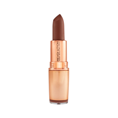 Помада Makeup Revolution Iconic Matte Nude Revolution Lipstick Inclination (Цвет Inclination variant_hex_name 855143)