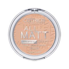 Пудра Catrice All Matt Plus Shine Control Powder 025 (Цвет 025 Sand Beige variant_hex_name DCAD93)