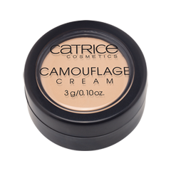 Консилер Catrice Camouflage Cream 010 (Цвет 010 Ivory  variant_hex_name F4D0B9) для глаз catrice the modern matt collection eyeshadow palette 010 цвет 010 the must have matts variant hex name b19f9b