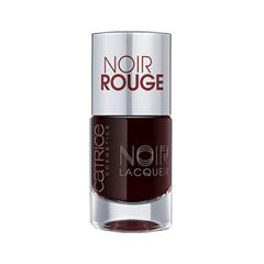 Лак для ногтей Catrice Noir Noir Lacquers 02 (Цвет 02 Noir Rouge variant_hex_name 572932)