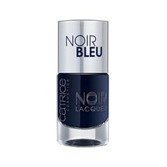 Лак для ногтей Catrice Noir Noir Lacquers 04 (Цвет 04 Noir Bleu variant_hex_name 131B31)