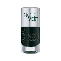 Лак для ногтей Catrice Noir Noir Lacquers 06 (Цвет 06 Noir Vert variant_hex_name 001613)