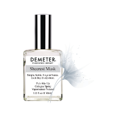 Одеколон Demeter «Чистый мускус» (Sheerest Musk) (Объем 30 мл) demeter fragrance library джин тоник gin