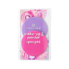 Спонжи и аппликаторы essence Make-up  Powder Sponges