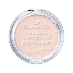 Пудра essence Mattifying Compact Powder 10 (Цвет 10 Light Beige variant_hex_name EAB5A7) компактная пудра by terry compact expert dual powder 05 цвет 05 amber light variant hex name daa092
