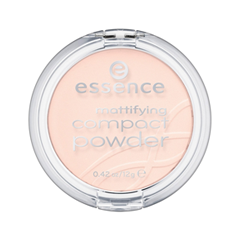 Пудра essence Mattifying Compact Powder 11 (Цвет 11 Pastel Beige variant_hex_name FCD8C0) essence b to b mattifying сompact powder пудра компактная тон 11